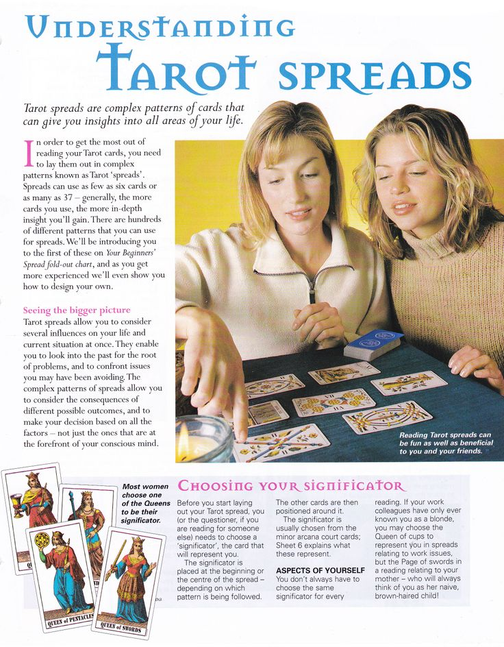 198 Best Tarot Spreads Images On Pinterest