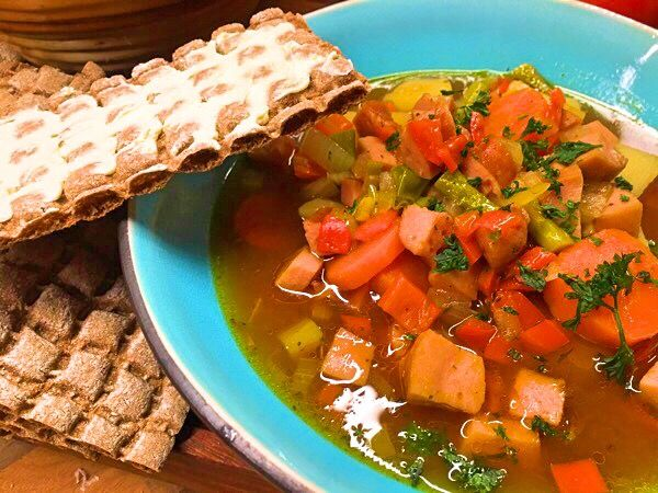 Soppa, gryta eller bara helt vanlig mat!!