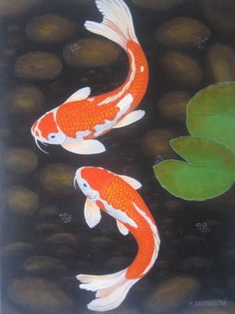 Google Image Result for http://www.lucky-feng-shui-for-life-and-love.com/images/Feng-shui-fish-painting-cure.jpg