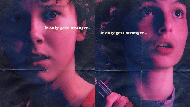 12 Stranger Things Character Posters Debut Ahead of Season 2   12 Stranger Things character posters debut ahead of season 2  Ahead of the shows premiere in just a few more weeksNetflixhas revealed twelve differentStranger Thingscharacter posters for Season 2 which you can find in the gallery below! The second season will hit the streaming service on October 27 2017 just in time for Halloween.  RELATED:Comic-Con: Stranger Things Season 2 Trailer is Here!  The second season of the hit series…