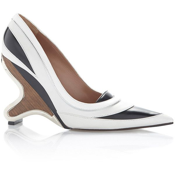 1000  ideas about Black And White High Heels on Pinterest | Shoes