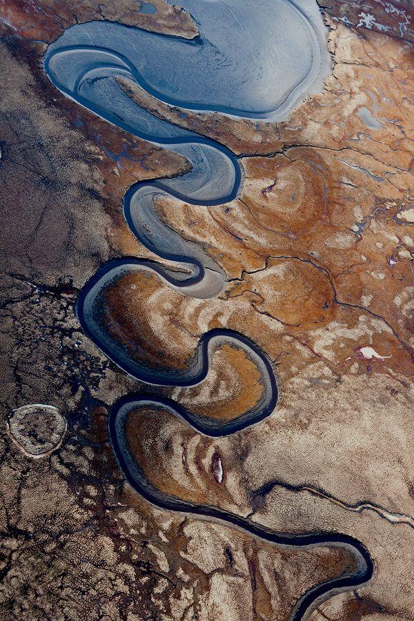 Aerials in Iceland by Dieter Schweizer