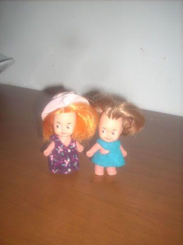 GEA E TEA mini bamboline franca  cm-8
