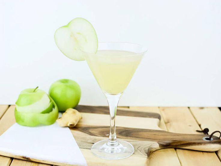 Apple & Ginger Martini