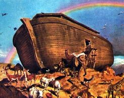 As part of our never-ending quest for ways in which technology could have changed history, today we consider Noah and the Ark.