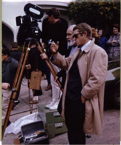 Steve McQueen, Bullitt