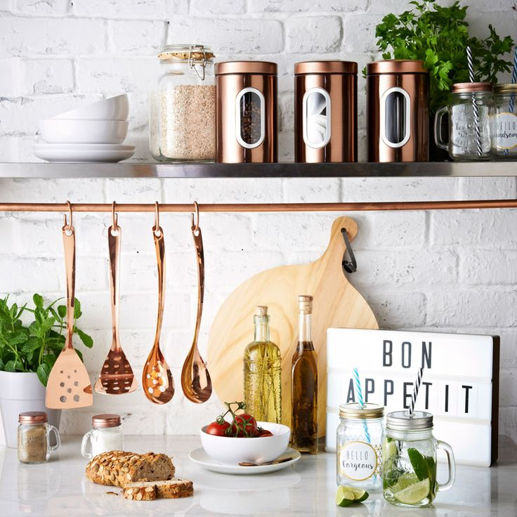 copper utensils stylish copper cutlery for the contemporary kitchen