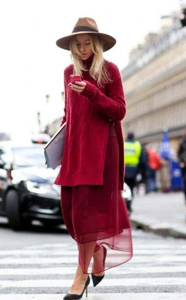Amazing Red Looks | Looks rouges sublimes ❤️
