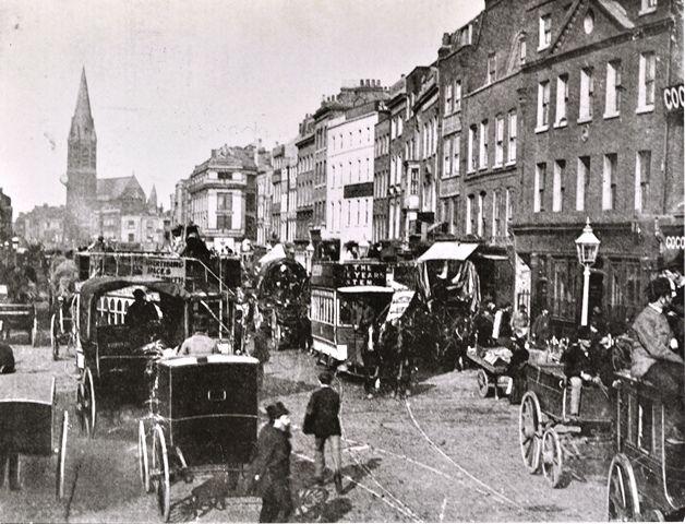 Whitechapel High Street, 1890