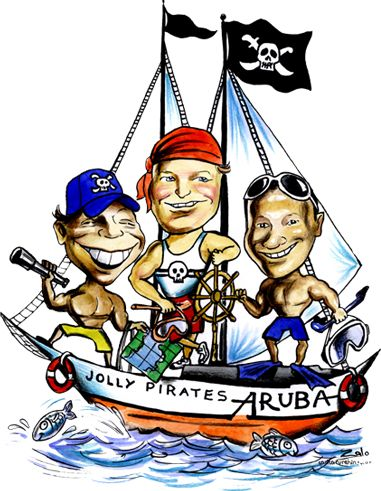 Welcome to Jolly Pirates