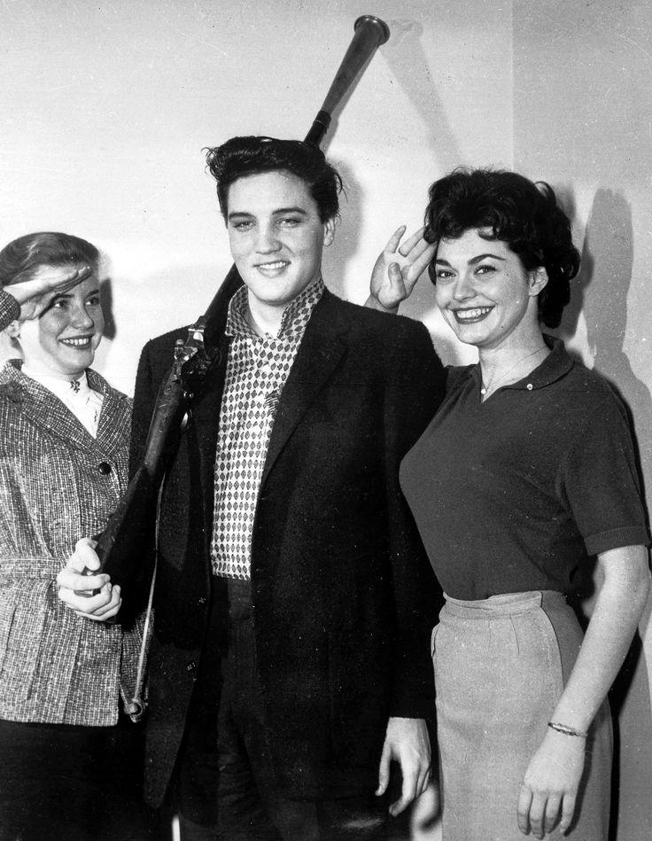 Image result for Elvis Presley March 12, 1958