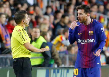 Betfair da por válido el gol de Messi