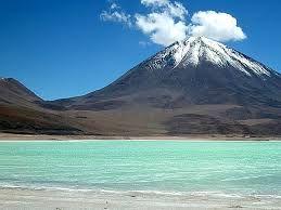 laguna verde bolivia - Google Search