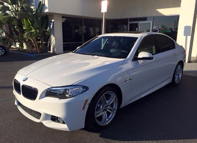 sold 2015 bmw 535i m sport in alpine white client advisor mike barrow dream cars bmw 535. Black Bedroom Furniture Sets. Home Design Ideas