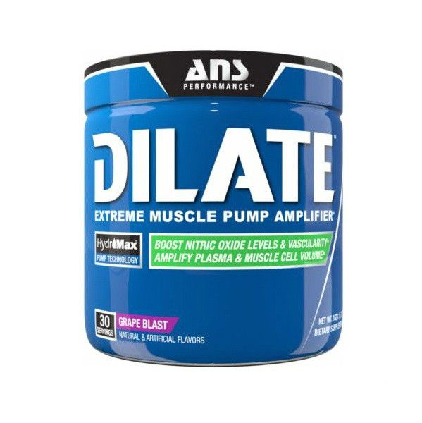 ANS Performance Dilate - Second To None Nutrition