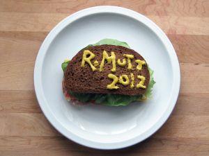 Duchamp Sandwich | Low Commitment Project
