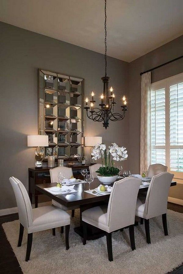 Decorating Small Dining Rooms Decor Around The World Trendy Dining Room Elegant Dining Room Dining Room Contemporary