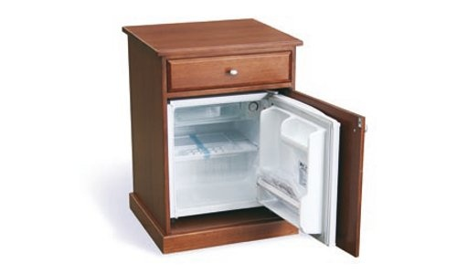 Bedroom refrigerator cabinet locker fridge cabinet for Small room fridge