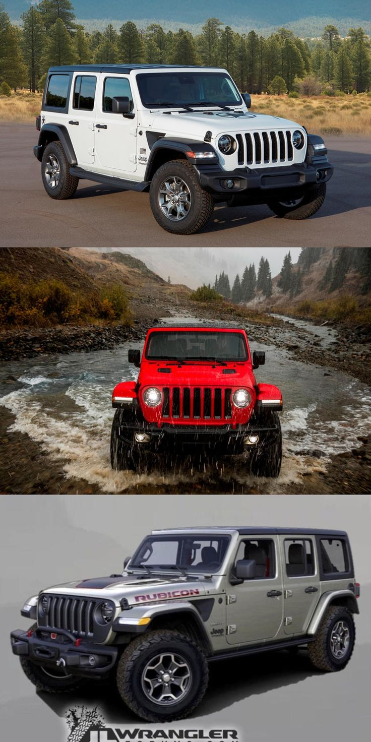 First Look At New 2020 Jeep Wrangler Recon Edition. The