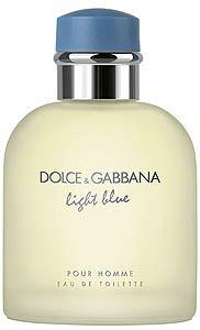 BEM-VINDO AO E.S.P FASHION BLOG BRASIL: Light Blue pour Homme de Dolce&Gabbana (2008)