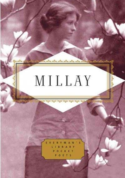 One of Americas most beloved poets, Edna St. Vincent Millay burst onto the literary scene at a very young age and won the Pulitzer Prize for Poetry in 1923. Her passionate lyrics and superbly crafted