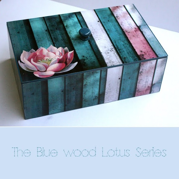 Beautiful Box for all sorts of lil things :)