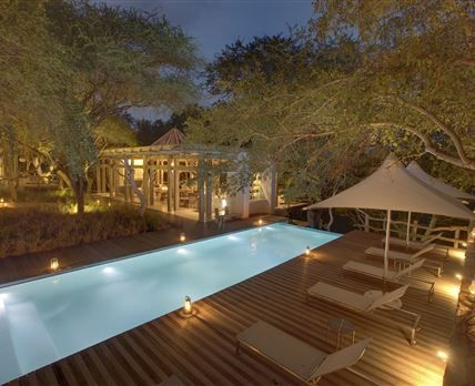 Kapama Game Reserve Safari Lodge
