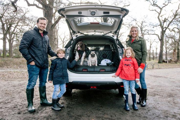 Nissan X-Trail 4Dogs l'auto che ogni umano sogna per il proprio cane