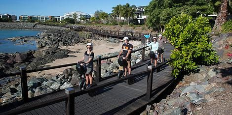 Whitsunday Segway Tours - Amazing guided Segway Tours in Airlie Beach