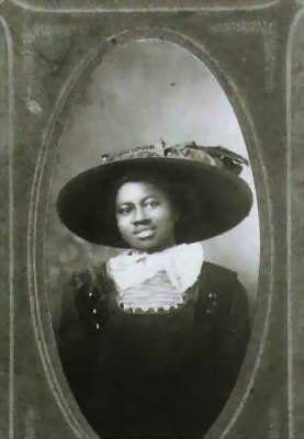 A young Hattie McDaniel (1910)