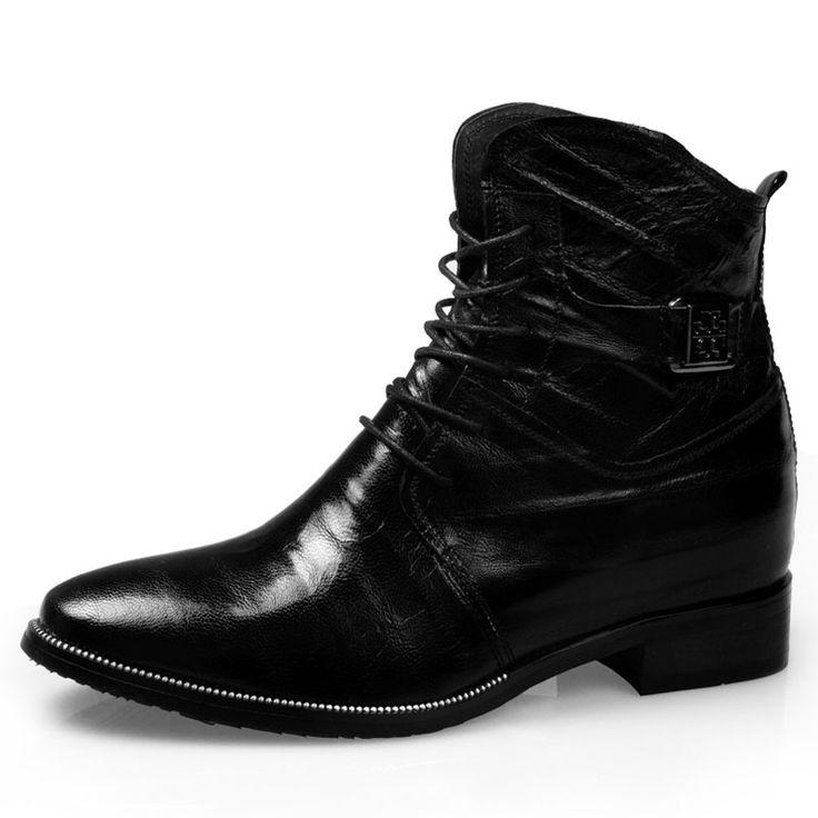 best?elevator shoes?for?men make you look taller 8cm / 3.15inch