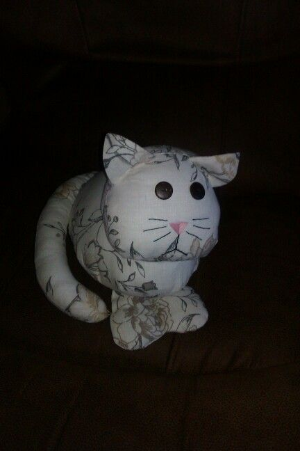 Phillapa the cat, £20 - sold.