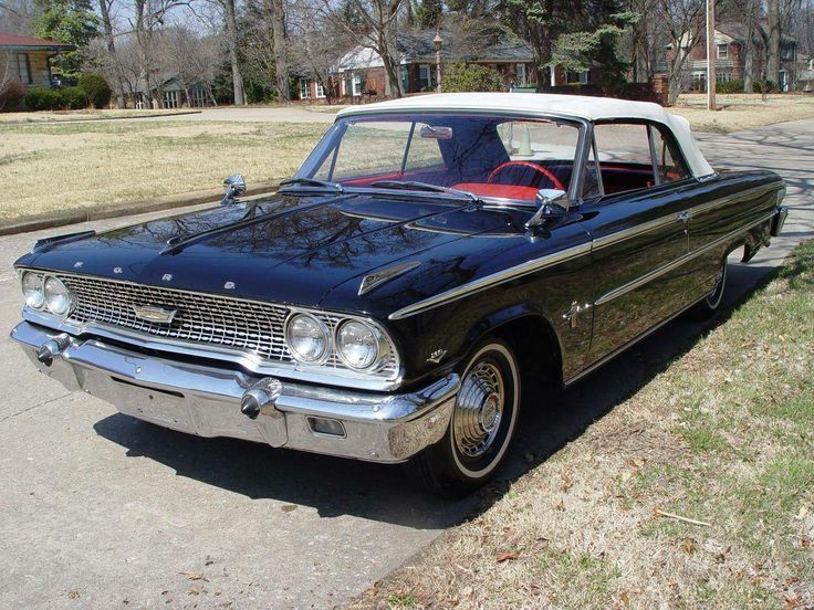1963 ford galaxie 500 ford pinterest cars for sale. Black Bedroom Furniture Sets. Home Design Ideas