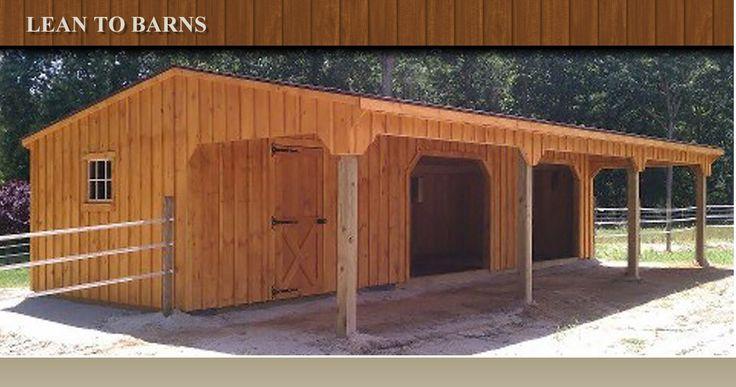 Small Horse Barns For Sale Modular Horse Barns Sunset