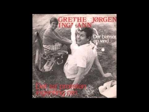 Grethe & Jørgen Ingmann - Det Sa' Præsten Ingenting Om