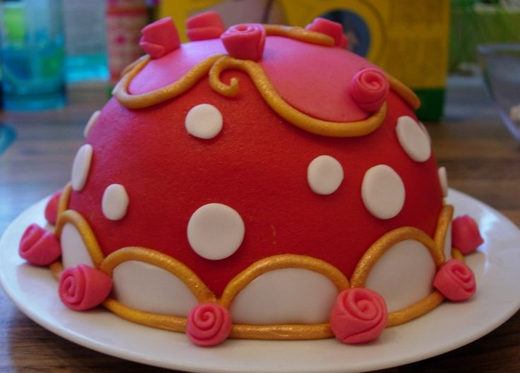 Oilily cake for Lobke