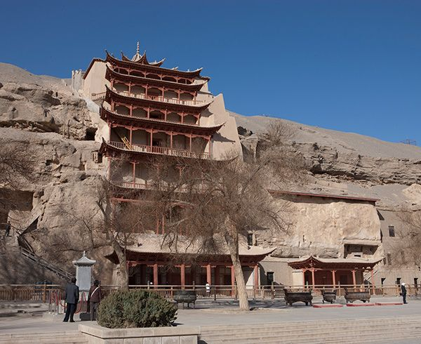 14 Fascinating Facts about the Cave Temples of Dunhuang | The Getty Iris