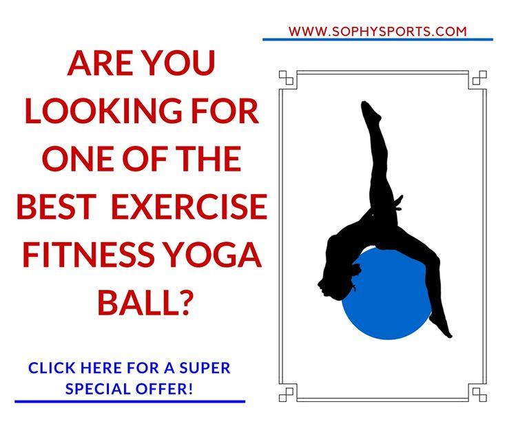 Exercise Balls for Your Training Regimen....