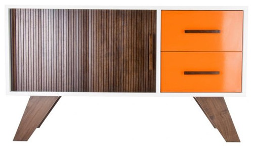 Atomic Living Design - Palm Springs Console/Sideboard modern buffets and sideboards