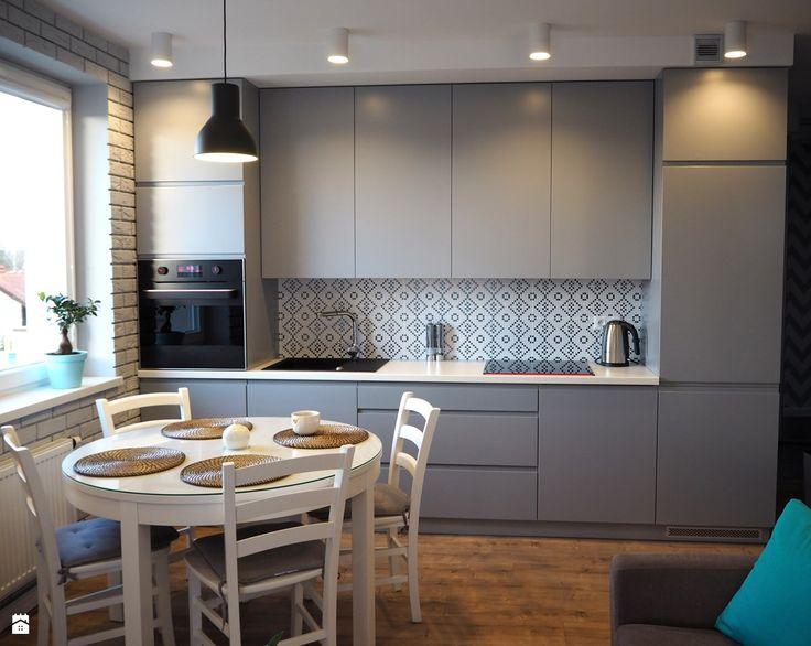 Skandynawskiem mieszkanie - zdjęcie od sandroom - Kuchnia - Styl Skandynawski - sandroom