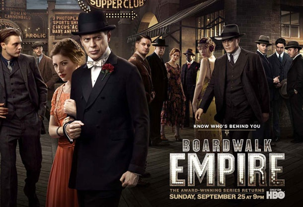 Boardwalk Empire - if only I had HBO!