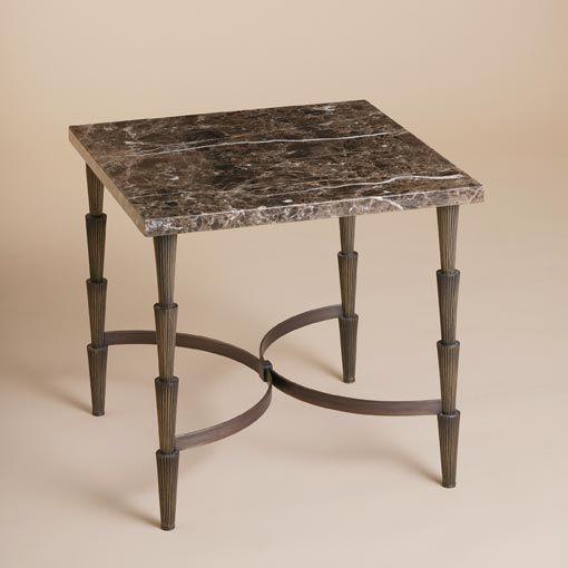 gu ridon de nicolas aubagnac pour delisle bronzier d 39 art collection papyrus tables. Black Bedroom Furniture Sets. Home Design Ideas
