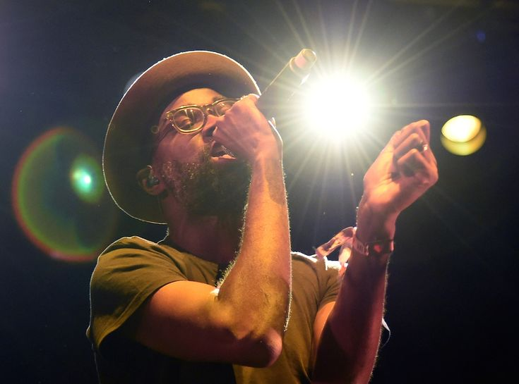 An Annotated Media Guide To TV On The Radio's Tunde Adebimpe - Stereogum