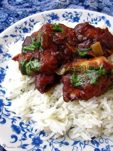 Recepty z Indie: Kuracie NEmanchurian
