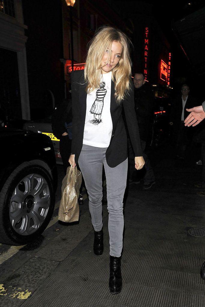 Sienna Miller - Sienna Miller in Haymarket