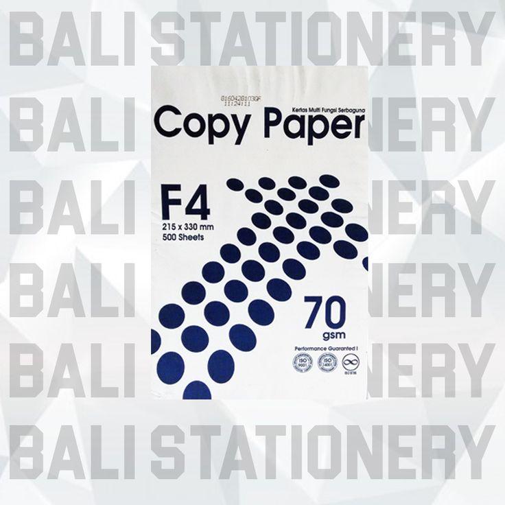 Kertas HVS Folio 70 GSM Copy Paper
