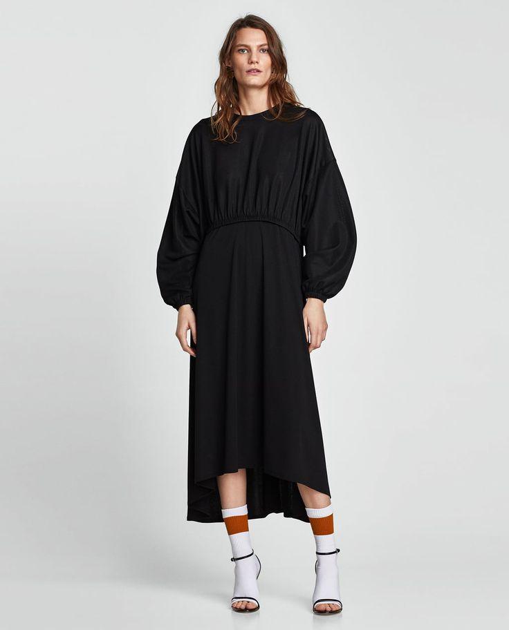 COMBINED DRESS-View all-DRESSES-WOMAN   ZARA United Kingdom