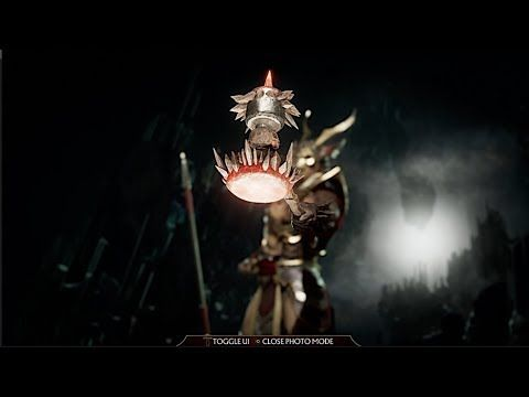 Shao Kahn's Crazy New Hammer - All Gear And Skins