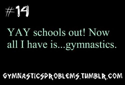 GYMNASTICS PROBLEMS SO TRUE!!!!!!