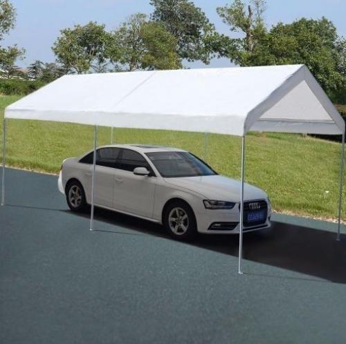 Gazebos And Canopies Portable Enclosure 10 X 20 Caravan Garage Carport Tent NEW #GazebosAndCanopies